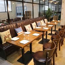 bar canapé customzied design moderne canapé à manger table et chaise pour