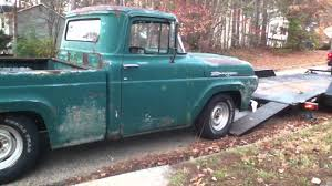 1960 Ford F100 Douglasville, GA 30135 - YouTube Why Nows The Time To Invest In A Vintage Ford Pickup Truck Bloomberg 1960 F100 Classics For Sale On Autotrader This Sema Build Will Make You Say What Budget Wheels Pinterest Trucks And Classic Ranchero Red Motormax 79321acr 124 F1 Street Legens Hot Rods The Show 2016 Youtube Ford 12 Ton Short Bed 460 Big Block Power C6 Frankenford With Caterpillar Diesel Engine Swap Classiccarscom Cc708566 To 1970 Trucks For Best Resource Nice Lowered Stance Satin Black Paint Job
