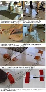 Leveling Spacers For Tile by Tuba Tile Leveling Spacer Flooring Level Lippage Spacer System