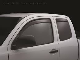 100 Truck Window Visors WeatherTech Side Deflectors 88389 Free Shipping On Orders