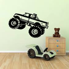 Beautiful Monster Truck Wall Art Pattern - Wall Art Ideas - Dochista ... Monster Truck Vinyl Wall Decal Car Son Room Decor Garage Art Grave Digger Fathead Jr Shop For Sticker Launch Os_mb592 Products Tagged Cstruction Decal Stephen Edward Graphics Blue Thunder Trucks And Decals Stickers Jam El Toro Giant Elegant Familytreeshistorycom Blaze The Machines Scene Setters Decorating Kit Decals Home Fniture Diy Mohawk Warrior Warrior Monster Trucks Jam Wall Stickers Transportation 15 Fire