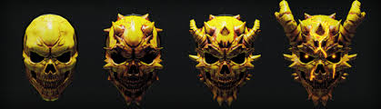 Payday 2 Halloween Masks Unlock by Can U0027t Get The Very Hard Skull Mask Payday 2 General Discussions