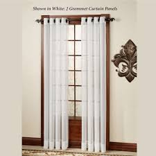Curtain Rod Grommet Kit by Curtain Grommets Decorate The House With Beautiful Curtains