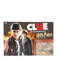 Clue Harry Potter Edition Board Game Hi Res LargeImages Loading Zoom