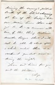 The Wound Dresser Summary by November 1863 U2013april 1865 The Civil War In America Exhibitions
