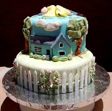 8 Best House Cakes Images On Pinterest