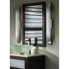 Modern Led Bathroom Sconces by Upgrade Your Bathroom Lighting With Bathroom Sconces Accessories
