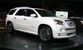 GMC Acadia Reviews | GMC Acadia Price, Photos, And Specs | Car And ... Exceptional 2017 Gmc Acadia Denali Limited Slip Blog 2013 Review Notes Autoweek New 2019 Awd 2012 Photo Gallery Truck Trend St Louis Area Buick Dealer Laura Campton 2014 Vehicles For Sale Allwheel Drive Pictures Marlinton 2007 Does The All Terrain Live Up To Its Name Roads Used Chevrolet 2016 Slt1
