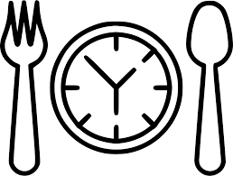 Lunch Time Dinner Svg Png Icon Free Download