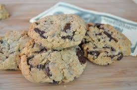 recette de cuisine cookies cookies crunchy moelleux aux pépites de chocolat cuisine avec