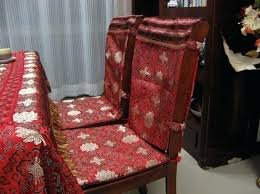 Sure Fit Dining Chair Slipcovers Uk by Cotton Dining Chair Covers U2013 Visualnode Info