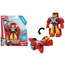 100 Rescue Bots Fire Truck Playskool Heroes Transformers Hot Shot
