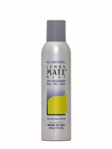 Lemon Mate Air Freshener & Fragrance Mist - 7oz