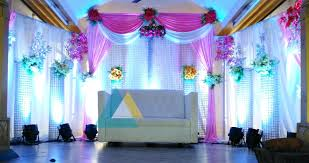 Wedding Reception Decoration At 3 Party Packages