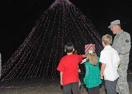 12 Ft Christmas Tree Sams Club by Fort Sam Houston Brightens Up Holiday Season With Annual Christmas