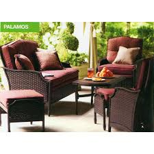 Martha Stewart Living Replacement Patio Cushions by Replacement Cushions For Patio Sets Sold At The Home Depot