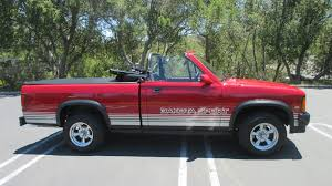 100 Roll Bars For Dodge Trucks The 198991 Dakota Sport Convertible Was The Droptop No One
