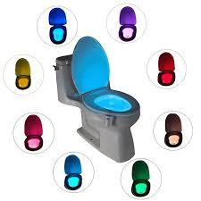 bewegungssensor licht toilettenlicht toilettenbeleuchtung für kinder badezimmer hause led toilette wc nachtlicht le mit lichtsensor size 1