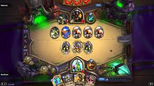 hearthstone fun gimmick druid deck with alarm o bot 18