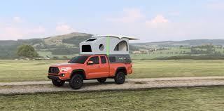 100 Ultralight Truck Campers Leentu Launches UltraLightweight PopUp Camper