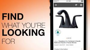 The Home Depot Mobile App – Image Search