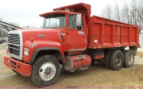1980 Ford L8000 Dump Truck | Item J7267 | SOLD! March 31 Con...