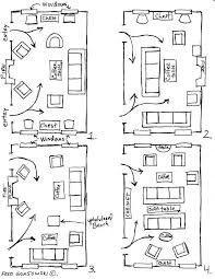 Rectangular Living Room Layout Designs by Best 25 Long Living Rooms Ideas On Pinterest Room Layouts