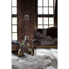 leger home by lena gercke fellteppich lenja tierfellförmig 60 mm höhe kunstfell wohnzimmer
