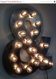 68 best wedding trends light up letters images on