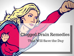Clogged Drain Home Remedy Kitchen by How To Unclog A Drain These Home Remedies Will Do The Trick