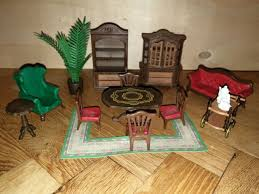 spielzeug puppenhaus playmobil 5320 nostalgie wohnzimmer