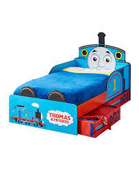 thomas the tank engine toddler bed with storage