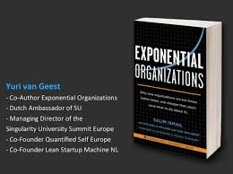 A Punchy Set Of Slides That Have Just Been Posted On SlideShare By Yuri Van Geest Is The Co Author Recently Published Book Exponential