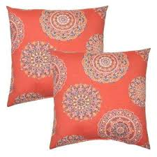 Home Depot Patio Cushions by Orange Hampton Bay Outdoor Cushions Patio Furniture The