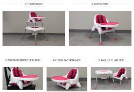 Folding High Chair Booster Seat Tags : Floor High Chair ...