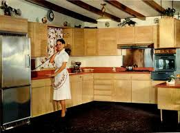 1960s Inspiration Kitchens
