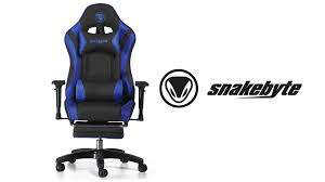 Snakebyte Gaming:Seat Review - Just Push Start Ewin Racing Giveaway Enter For A Chance To Win Knight Smart Gaming Chairs For Your Dumb Butt Geekcom Anda Seat Kaiser Series Premium Chair Blackmaroon Al Tawasel It Shop Turismo Review Ultimategamechair Jenny Nicholson Dont Talk Me About Sonic On Twitter Me 10 Lastminute Valentines Day Gifts Nerdy Men Women Kids Can Sit On A Fullbody Sensory Experience Akracing Octane Invision Game Community Sub E900 Bone Rattler Popscreen Playseat Evolution Black Alcantara Video Nintendo Xbox Playstation Cpu Supports Logitech Thrumaster Fanatec Steering Wheel