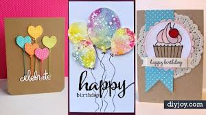 Create Happy Birthday Card 30 Creative Ideas For Handmade Cards