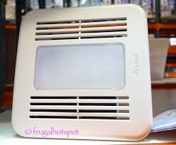 Humidity Sensing Bathroom Fan by Costco Sale Delta Breez Ventilation Bath Fan 59 99 Frugal Hotspot