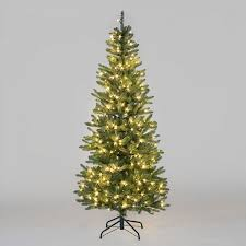 Sherwood Spruce Pre Lit Artificial Christmas Tree