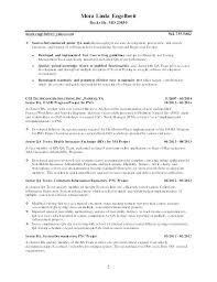 Software Tester Sample Resume Samples Manager Cover Letter 3