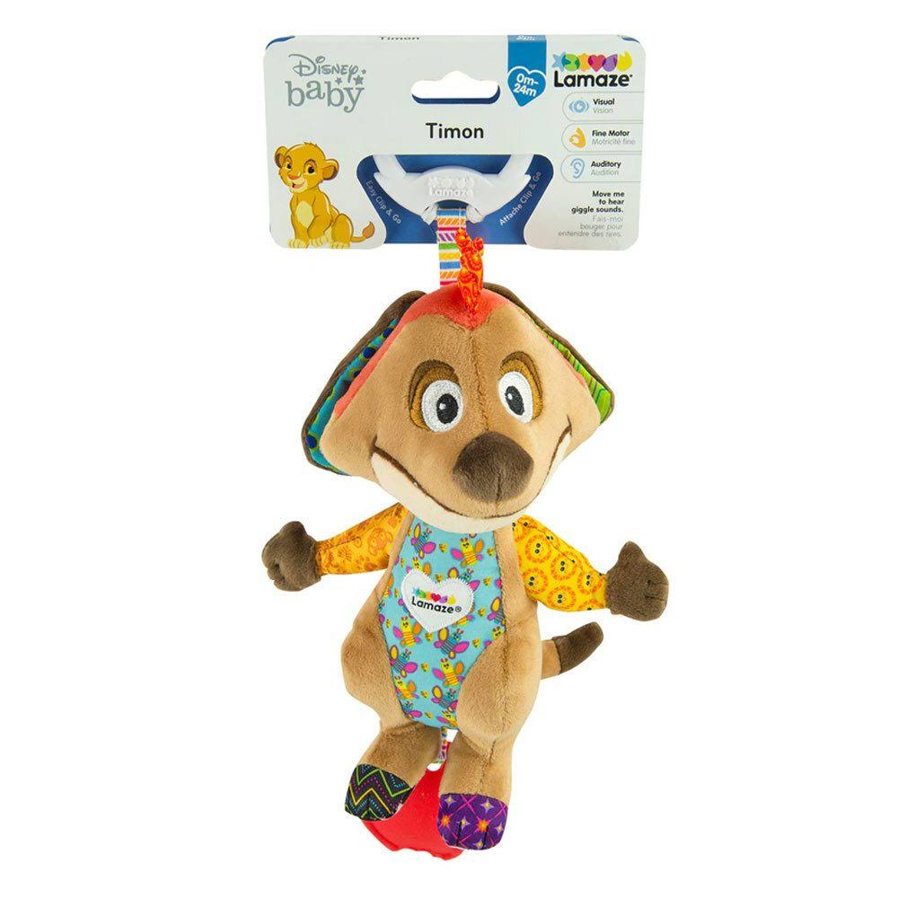 Disney Baby Timon Clip & Go Plush