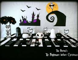 Nightmare Before Christmas Halloween Decorations Ideas by 164 Best Nightmare Before Xmas Party Ideas Images On Pinterest