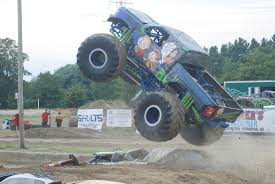 Monster Trucks Take The Stage | News, Sports, Jobs - Observer Today