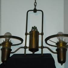Oil Rain Lamp Instructions by Antique And Vintage Hanging Lamps Collectors Weekly