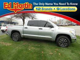 100 Toyota Truck Dealers Used 2017 Tundra For Sale At Ed Martin Acura VIN