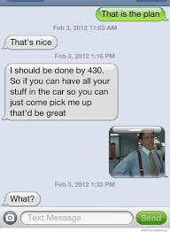Office Space Text