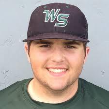 100 Buchheit Trucking Blake West Salem Titans Baseball