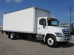 2016 Used HINO 268 (24ft Box Truck With Liftgate) At Industrial ... Rental Truck With Liftgate My Lifted Trucks Ideas Austin Aurora Best Highway Products Flatbed Lift Gate Youtube Penske Intertional 4300 Morgan Box With Front Page Ta Sales Inc 2019 New Isuzu Npr Hd 18ft At Industrial 26ft Moving Uhaul 16 Ft Louisville Ky Vans Supplies Car Towing Tuckaway Operation And Safety 2016 Used Hino 268 24ft