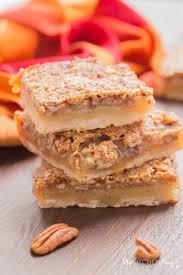 Epicurious Pumpkin Pecan Pie by Pecan Pie Bars My Kitchen Craze